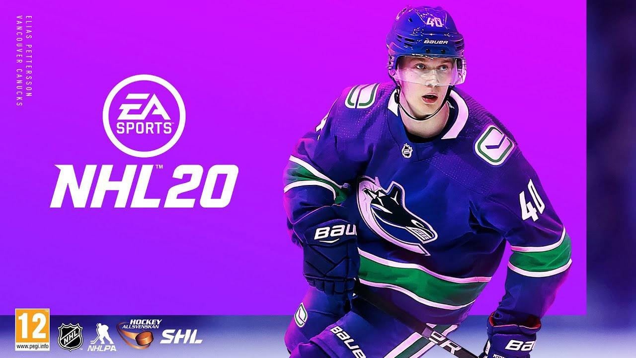 NHL 20: Art