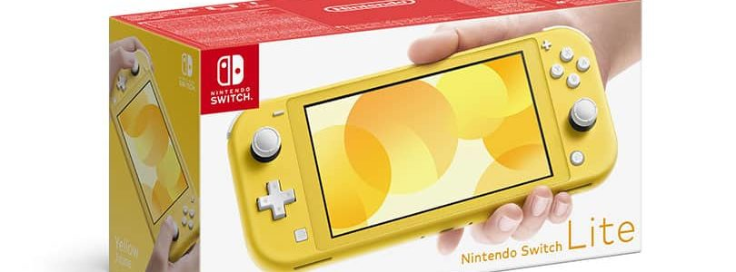 Nintendo Switch: Lite
