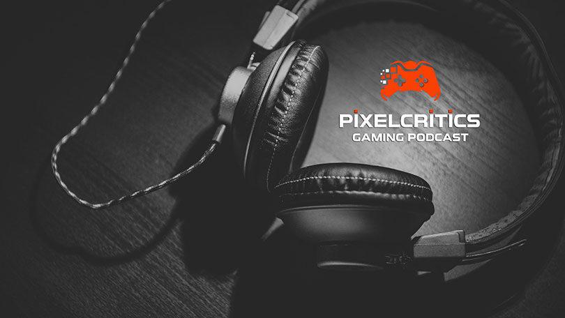 Pixelcritics Podcast Header