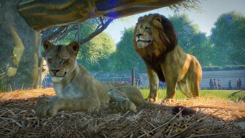 Planet Zoo: Screenshot