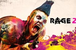 Rage 2: Cover