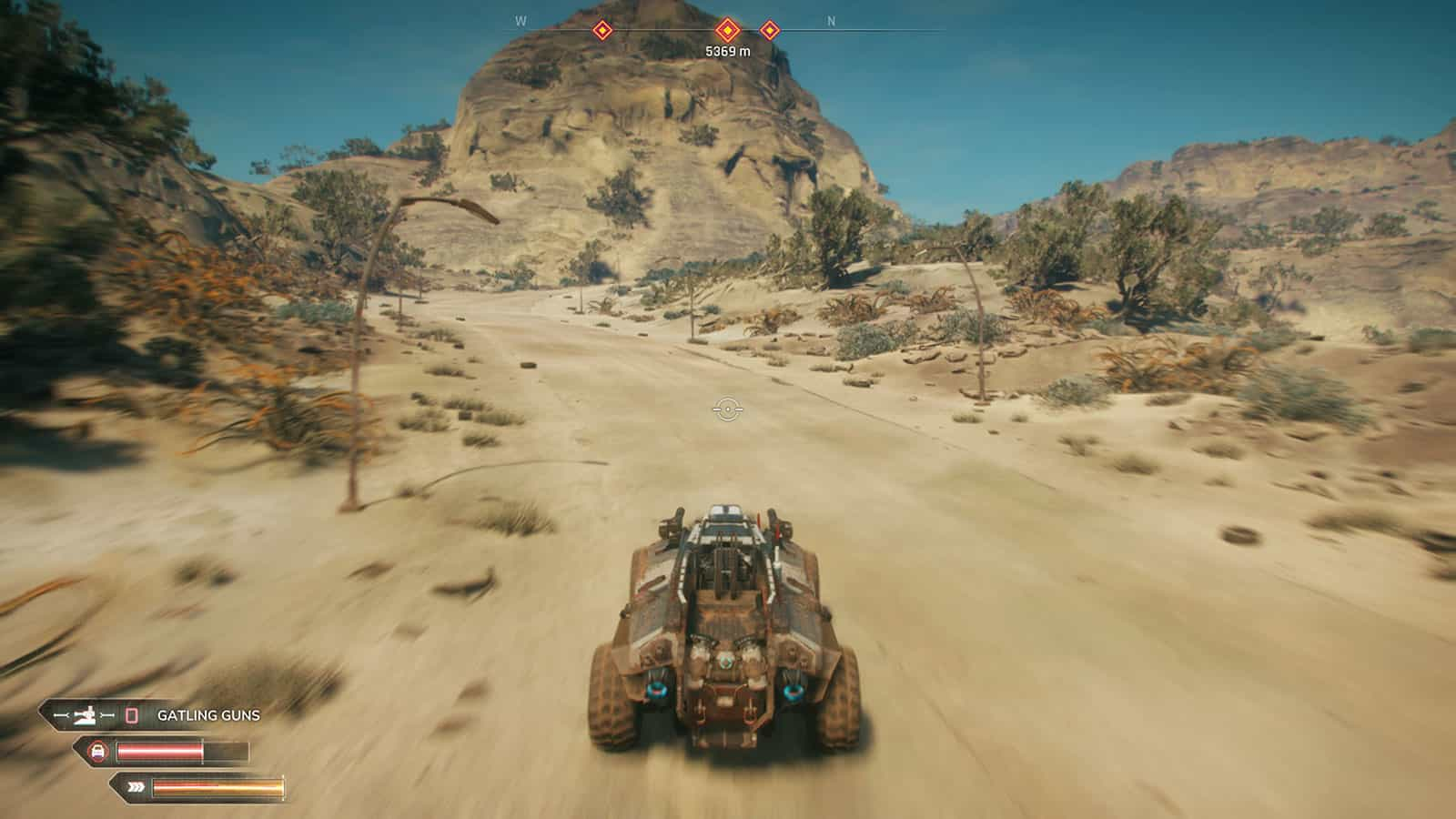 Rage 2: Screenshot
