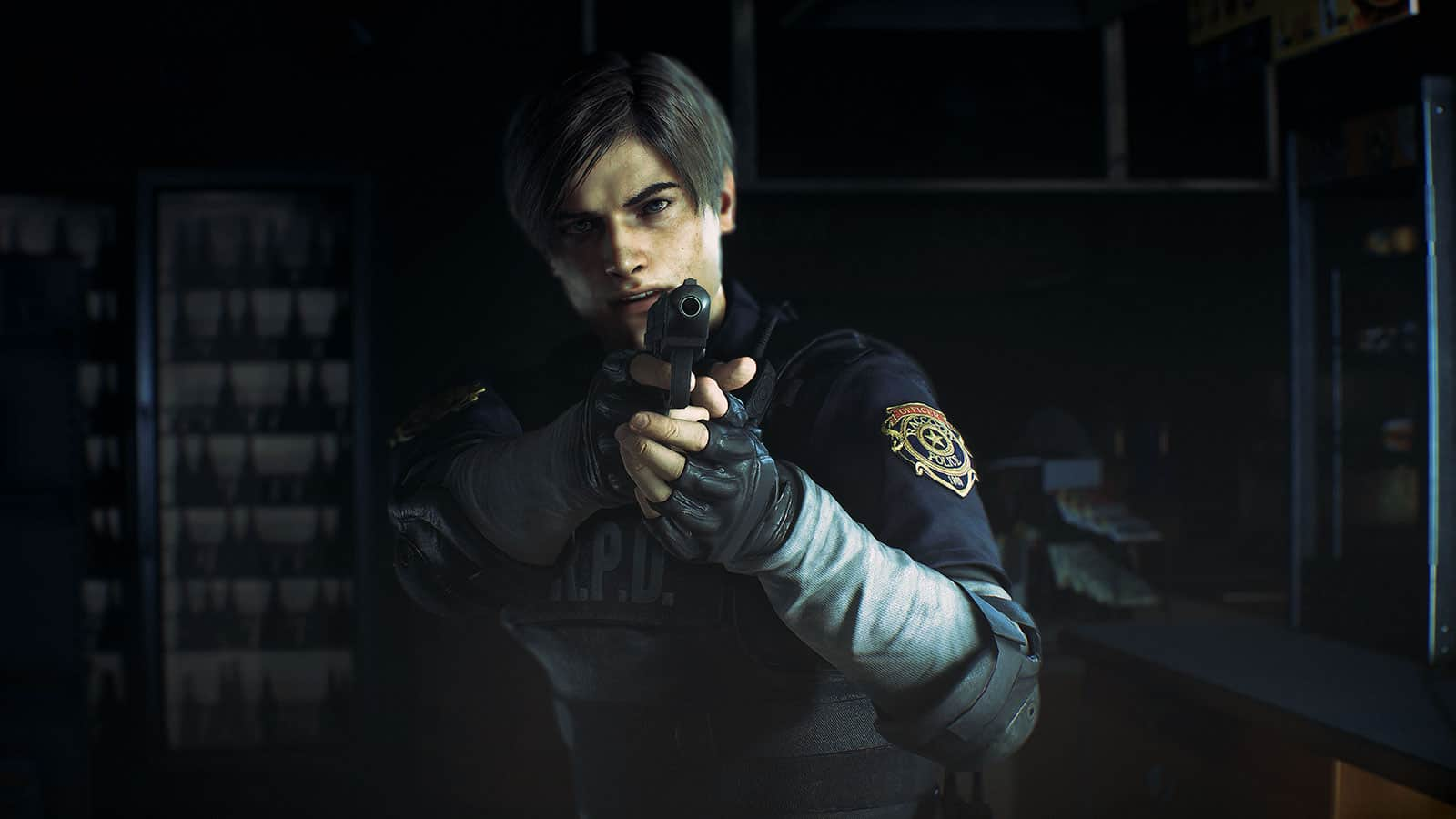 Resident Evil 2 Remake: Screenshot