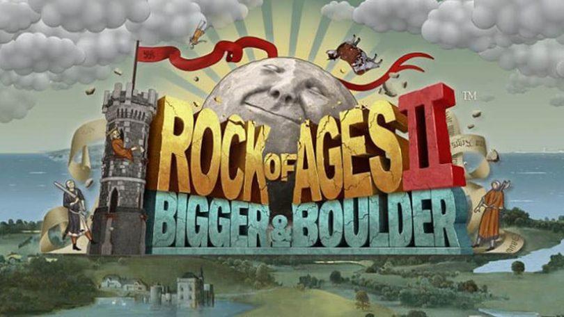 Rock of Ages 2: Bigger & Boulder - Cover