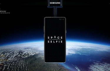 Samsung: Spaceselfie