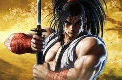 Samurai Shodown: Cover