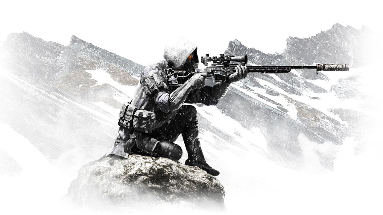 Sniper Ghost Warrior Contracts: Keyart