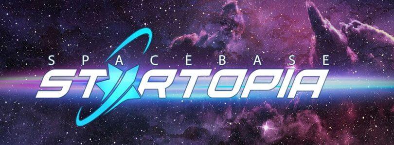 Spacebase Startopia: Logo
