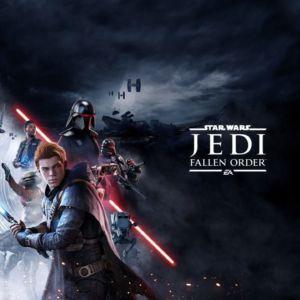Star Wars Jedi: Fallen Order - Keyart