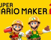 Super Mario Maker 2: Logo