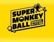 Super Monkey Ball: Banana Blitz HD - Logo