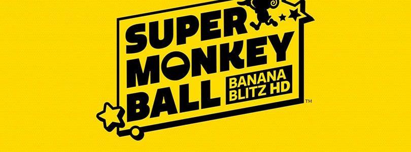 Super Monkey Ball: Banana Blitz HD - Logo