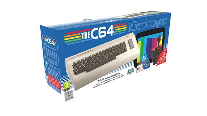 THEC64 Fullsize: Packung