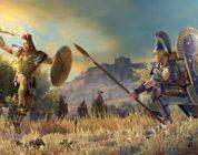 A Total War Saga: Troy - Keyart