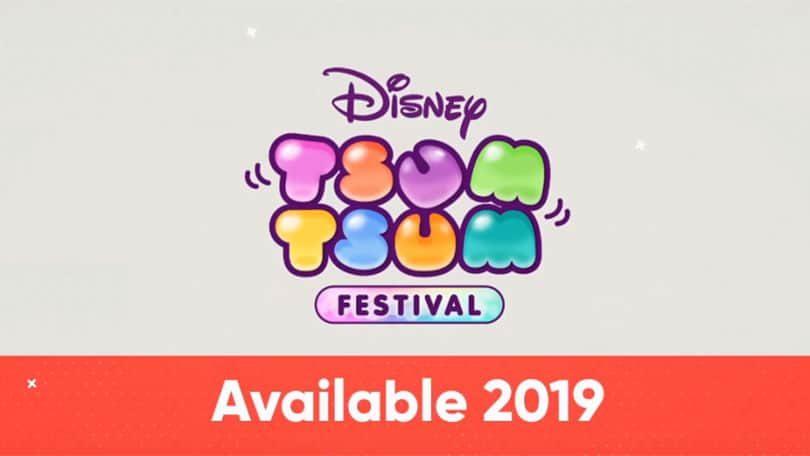 Disney Tsum Tsum Festival: Logo