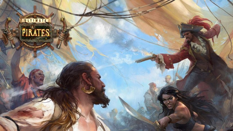 Ultimate Pirates: Globaler Release des Strategie-MMOs von Gameforge