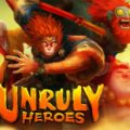 Unruly Heroes: Cover