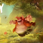 Unruly Heroes: Test