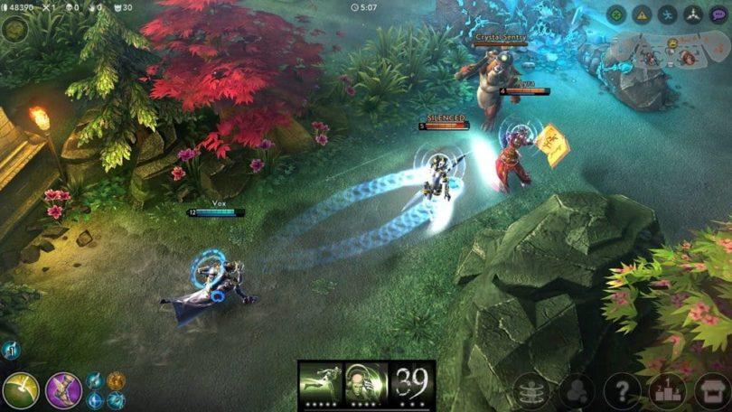 Vainglory: Screenshot