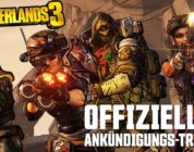 Borderlands 3: Offizieller Announce Trailer