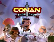 Conan Chop Chop: Announcement Trailer