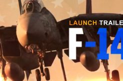 DCS World: F-14 Launch Trailer