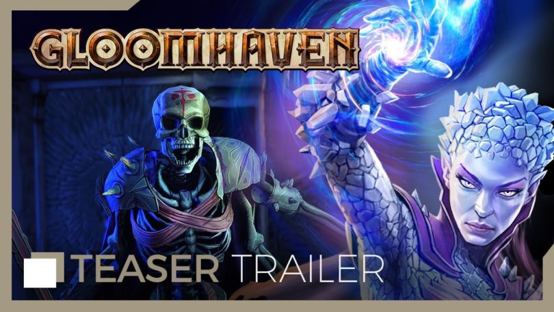 Gloomhaven: Early Access Teaser Trailer