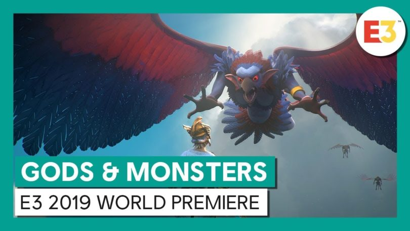 Gods & Monsters: E3 2019 Official World Premiere Cinematic Trailer