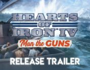 Hearts of Iron 4: Man the Guns - Release Trailer