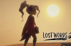 Lost Words: Beyond The Page E3 Trailer