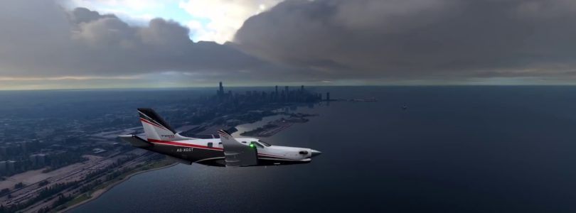 Microsoft Flight Simulator: Pre Alpha Footage Sept 30