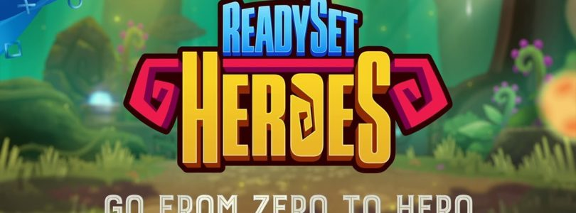 Readyset Heroes: Launch Trailer Ps4