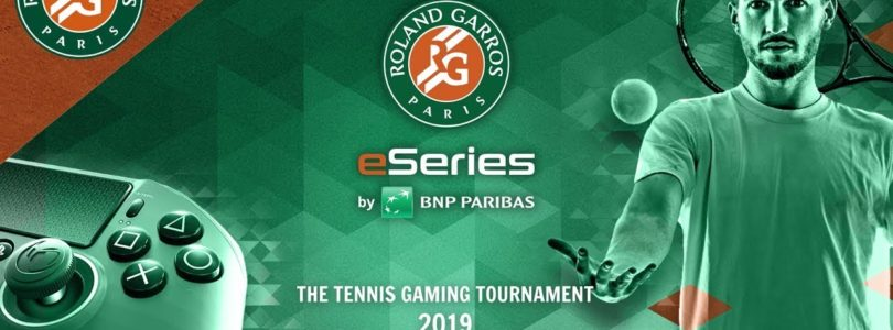 Tennis World Tour: Roland Garros Eseries By Bnp Paribas 2019
