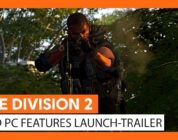 Tom Clancy's The Division 2: AMD PC Features - Launch Trailer