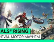 Trials Rising: Medieval Motor Mayhem - Trailer