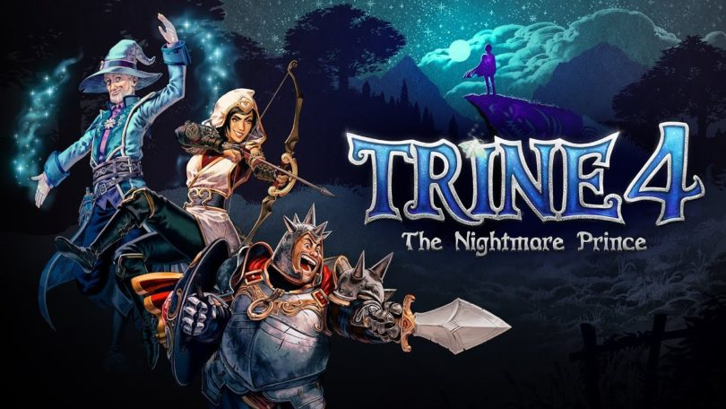 Trine 4: The Nightmare Prince - Ankündigungs Trailer